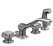 Kohler K 6956 Cp Alterna Lady Vanity Bathroom Widespread